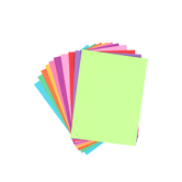 Pacon, Heavyweight Construction Paper, Assorted Bright Colors, 50 Sheets