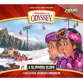 Pre-buy, Adventures in Odyssey, A Slippery Slope, Episode 71, by Focus On The Family, CD