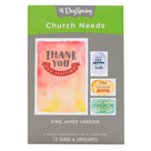 Category Ministry Appreciation Boxed Cards