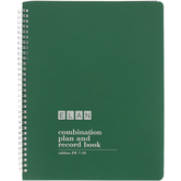 Combo Plan & Record Book: 7 periods