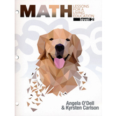 Master Books, Math Lessons for a Living Education Level 2, Paperback, 350 Pages, Grade 2