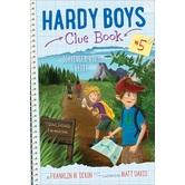 Scavenger Hunt Heist, Hardy Boys Clue Book, Book 5, by Franklin W. Dixon & Matt David, Paperback