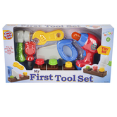 Small World Toys, My First Tool Set, 6 Pieces, Ages 18 Months & Older