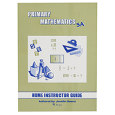Singapore Math Primary Math Home Instructors Guide 5A US Edition, Grade 5