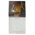 DaySpring, Light of the World 2021 Premium Wall Calendar, Linen Textured Paper, 12 x 12 inches