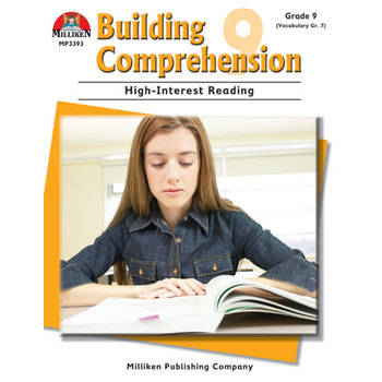 Building Comprehension: High Interest Reading, Grade 9
