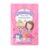 101 Devotions For His Princesses, Hardcover