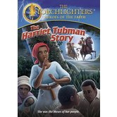 The Harriet Tubman Story, The Torchlighters Heroes of the Faith Series, DVD