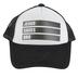 Tiny Trucker Co., Jesus Saves Bro Adjustable Toddler Cap, Polyester & Nylon, White & Black