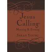 Jesus Calling Morning and Evening Devotional, by Sarah Young