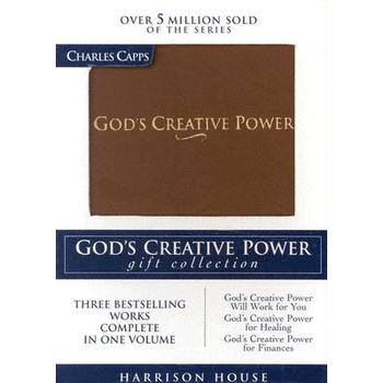 God's Creative Power Gift Collection: Three Complete Books in One Edition
