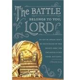 Salt & Light, The Battle Belongs To You Church Bulletins, 8 1/2 x 11 inches Flat, 100 Count