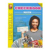 Remedia Publications, Life Skills Series Checkbook Math, Reproducible Paperback, Grades 6-12