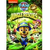 PAW Patrol: Jungle Rescues, DVD