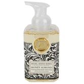Michel Design Works, Honey Almond Foaming Hand Soap, 17.8 ounces
