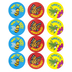 TREND enterprises, Inc., Garden Delights Scratch 'n Sniff Stinky Stickers®, 60 Stickers