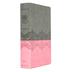 NIV Life Application Study Bible, Third Edition, Imitation Leather, Gray and Pink