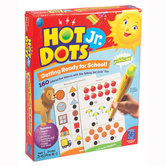 Hot Dots Junior: Getting Ready For School Set