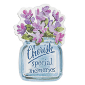 Product Concept Manufacturing, Cherish Special Memories Magnet, 3 1/2 x 2 1/4 inches