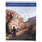 Well-Trained Mind Press, Telling God's Story Year Three Student Activity Book, Paperback, Grade 3