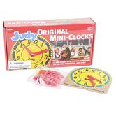 Carson-Dellosa, Judy Original Mini-Clocks, 25 Pieces