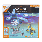 HEXBUG, VEX Explorers Discovery Command, Ages 6-12 Years