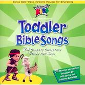 Toddler Bible Songs: 24 Classic Christian Songs for Kids, by Cedarmont Kids, CD