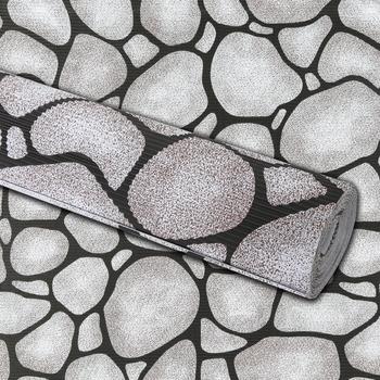 "Pacon Designs Corobuff Paper: Rock Wall - 48"" x 12'"