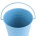 Bright Ideas, Small Treat Pail, Metal, Light Blue, 4 3/8