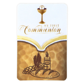 Dicksons, My First Communion Pocket Card, 2 1/2 x 4 inches