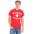 Kerusso, My Lifeguard Walks on Water, Men's T-Shirt, Red