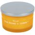 No. 36 Italian Bergamot & Cashmere Jar Candle, Gold, 15 Ounces, 5 1/4 x 3 1/4 Inches