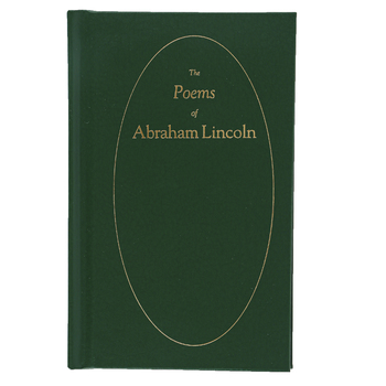 Little Books of Wisdom, Poems of Abraham Lincoln, Hard Cover, 32 Pages, Grades 4-Adult
