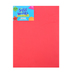 Silly Winks, Self-Adhesive Foam Sheet, 9 x 12 inches, Red