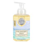 Michel Design Works, Beach Foaming Hand Soap, 17.8 ounces