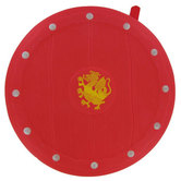 Foam Shield, 14.5 inches, Red