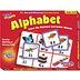 Trend, Alphabet Match Me Game, Ages 3 to 6 Years, 1 to 8 Players