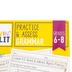 Carson-Dellosa, I'm Lovin' Lit Practice and Assess Grammar Workbook, Paperback, Grades 6-8