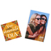P. Graham Dunn, Live Every Moment Spanish Photo Frame, Wood & Acrylic, Holds 4 x 6 inch Photo, 6 1/2 x 6 inches