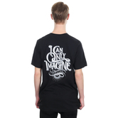 MercyMe, I Can Only Imagine, Men's Short Sleeved T-Shirt, Black, S-2XL
