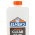Elmer's, Clear Washable School Glue, 1 Quart