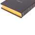 NKJV Giant Print Center-Column Reference Bible, Imitation Leather, Black