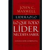 Liderazgo: Lo Que Todo Lider Necesita Saber (The Complete 101 Collection), by John C. Maxwell