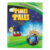 Trigger Memory, Times Tales® Workbook with Game Show Quiz DVD, Paperback, Grades 3-6