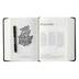 CSB He Reads Truth Bible, Imitation Leather, Black