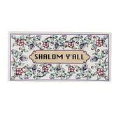 Ceramic Tile - Shalom Y'all