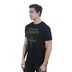 Kerusso, 1 Thessalonians 5:11 Stand Strong, Men's Short Sleeve T-shirt, Black, Small