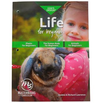Master Books, God's Design for Life For Beginners, Paperback, Grades K-2