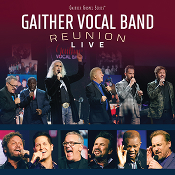 Reunion Live, by Gaither Vocal Band, CD