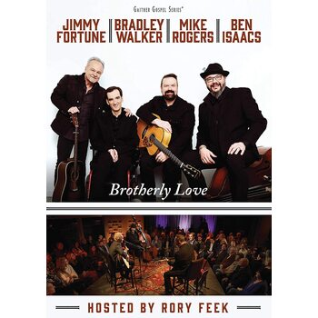 Brotherly Love, by Various Artists, DVD